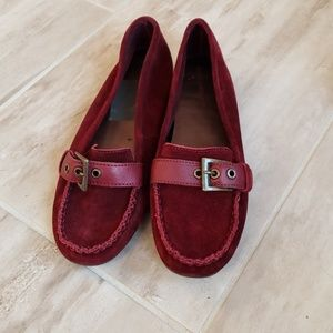 Rockport Suade Shoes